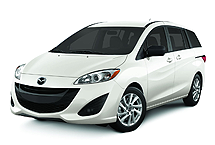 (G+) MAZDA 5, 7 SEATER, AUTOMATIC, 2 LITRE or similar