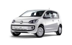 (B) VW UP, HYUNDAI i10, SUZUKI SPLASH or similar